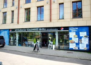 Szalonego Greka Restauracja