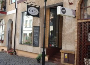 Złota Cafe & Restaurant