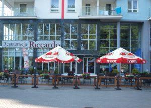 Riccardo Restauracja