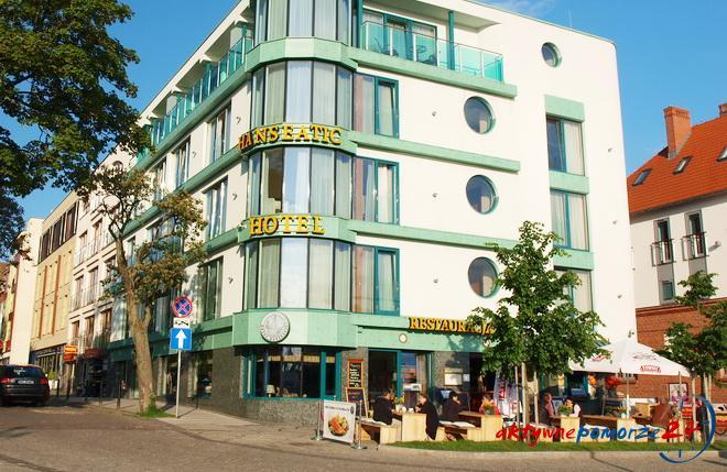 Hanseatic Restauracja, Hotel