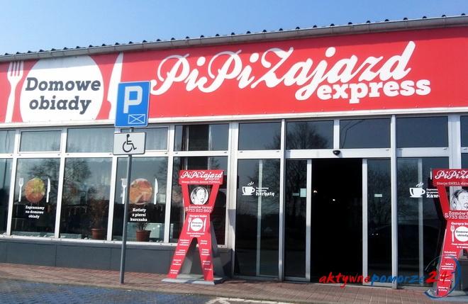 Pipizajazd express