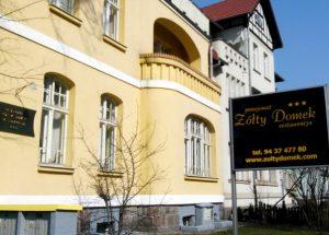 Żółty Domek Pensjonat Restauracja