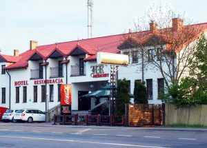 Merkury Hotel Restauracja