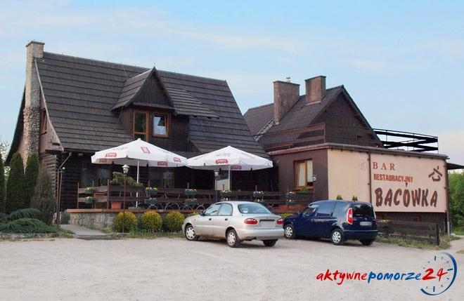 Bacówka Bar Restauracyjny