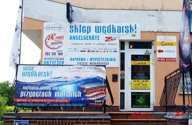 Wędkarsko-Sportowy Sklep