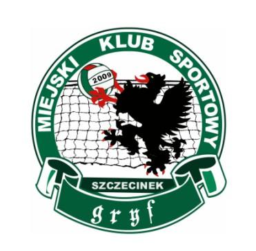 """Miejski Klub Sportowy """"Gryf"""""""