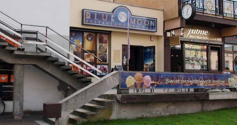 Blue Moon Restauracja