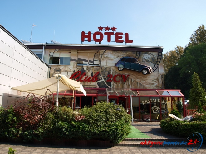 HOTEL, CLUB 2CV KOSZALIN