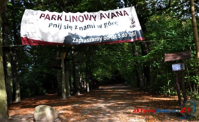 Park Linowy Avana Koszalin