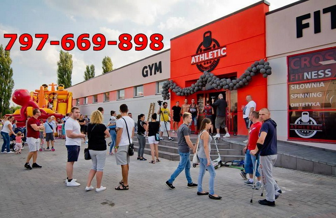 Athletic Gym & Fitness