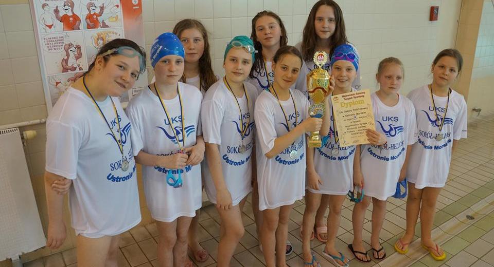 Finał Wojewódzkich Igrzysk Młodzieży Szkolnej w Pływaniu