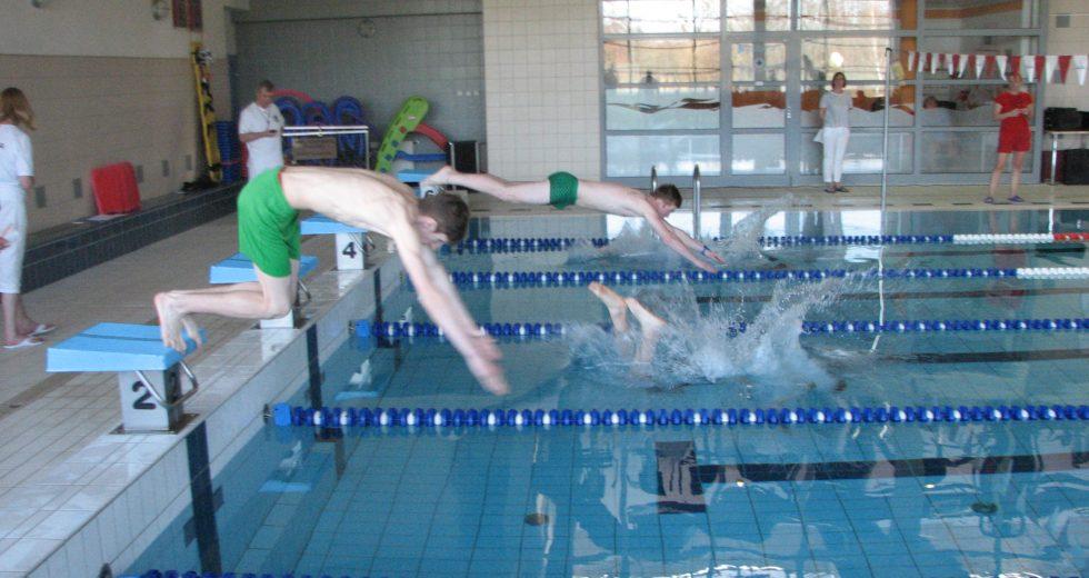 Mistrzostwa Województwa w Pływaniu Placówek Kształcenia Specjalnego