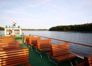 Już za tydzień otwarcie sezonu wodniackiego w Szczecinku i pierwsze rejsy tramwaju wodnego