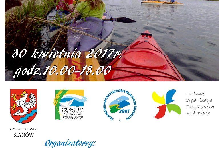I Turystyczno-Przyrodniczy Maraton Kajakowy Unieść 2017