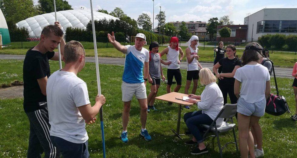 Mistrzostwa Powiatu w Indywidualnej Lekkiej Atletyce