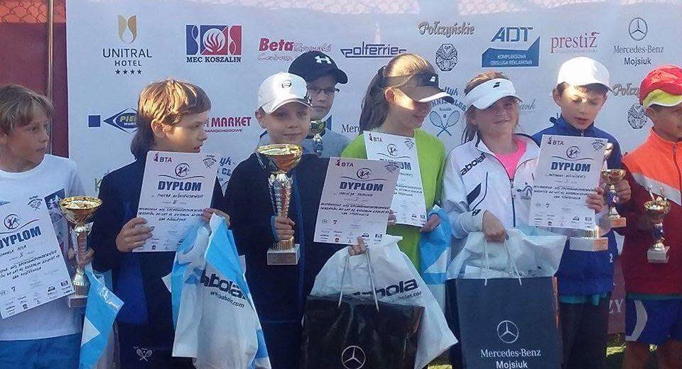Dobry występ szczecineckich tenisistów