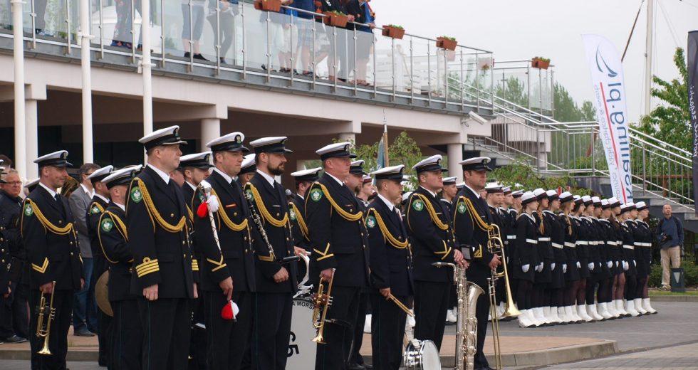 Rozpoczęcie sezonu żeglarskiego w Kołobrzegu