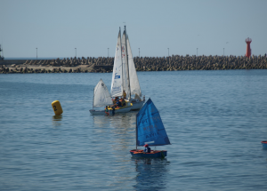 W Kołobrzegu żeglarze walczyli o Puchar Prezydenta Miasta