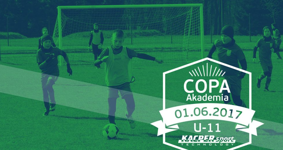 Copa Akademia Kacper Sport U-11 już w czwartek