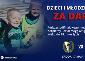 W środę 17 maja mecz sezonu w Szczecinku!