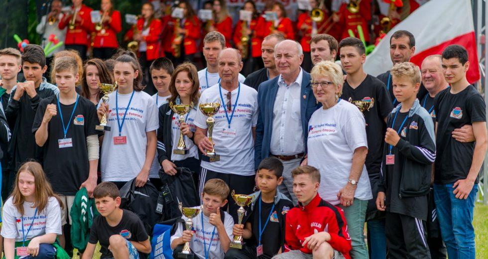 W Wałczu odbył się Festiwal Młodzieży Euroregionu Pomerania