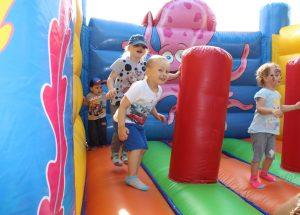 Wspomnienia z obchodów Dnia Dziecka w Szczecinku