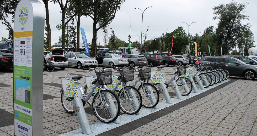 Kołobrzeski rower miejski