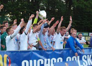 Puchar Polski ZZPN: MKP Szczecinek wygrywa z Raselem Dygowo po rzutach karnych