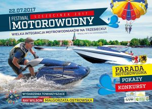 ZAPROSZENIE – Festiwal Motorowodny Szczecinek 2017