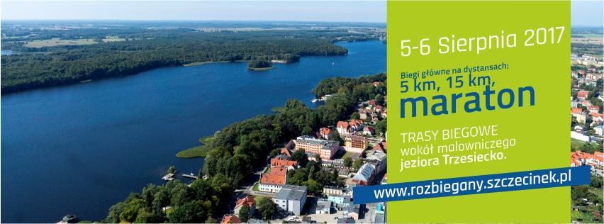 ZAPROSZENIE – Szczecinecki Weekend Biegowy  05-06.08