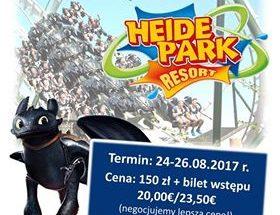 Wycieczka do Heide – Parku! Zapraszamy