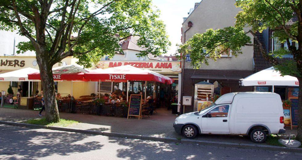 """Bar Pizzeria """"Ania"""", Bar """"Rybne impresje"""""""