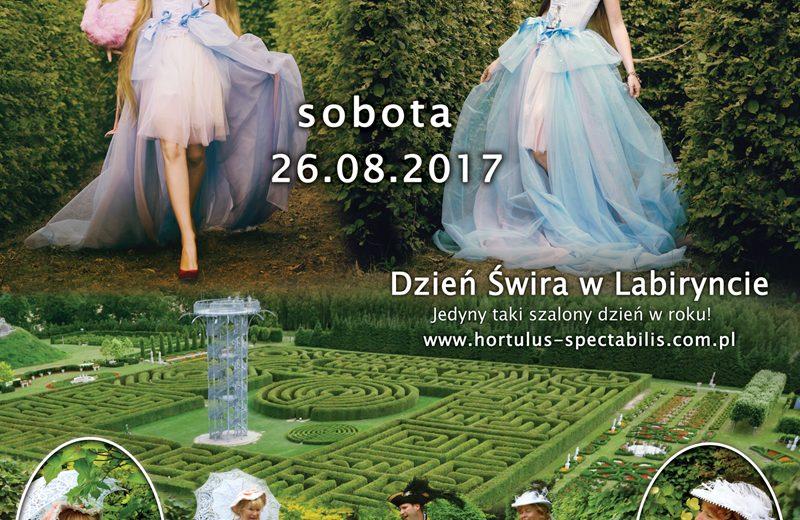Maskarada w Labiryncie w Dobrzycy – 26 sierpnia 2017 – przebierz się i zwiedzaj za darmo