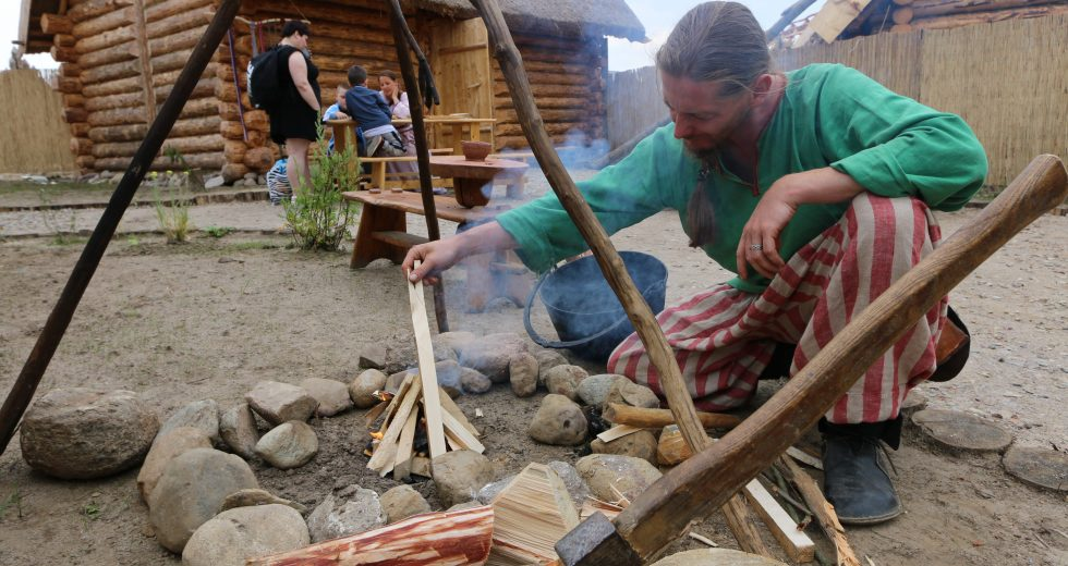 W najbliższy weekend Pomerania Fun Park zaprasza na spotkanie z Wikingami