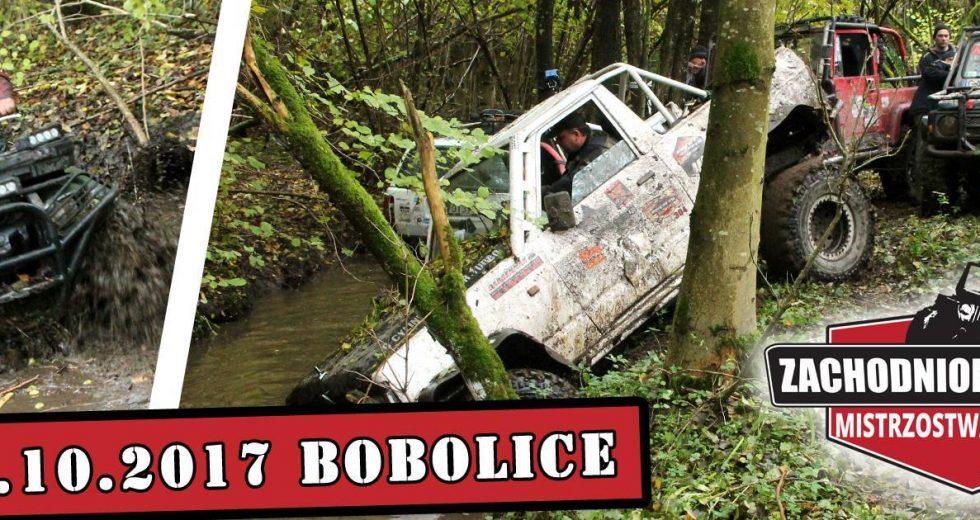 Zachodniopomorskie Mistrzostwa Off Road w Bobolicach 20-21.10