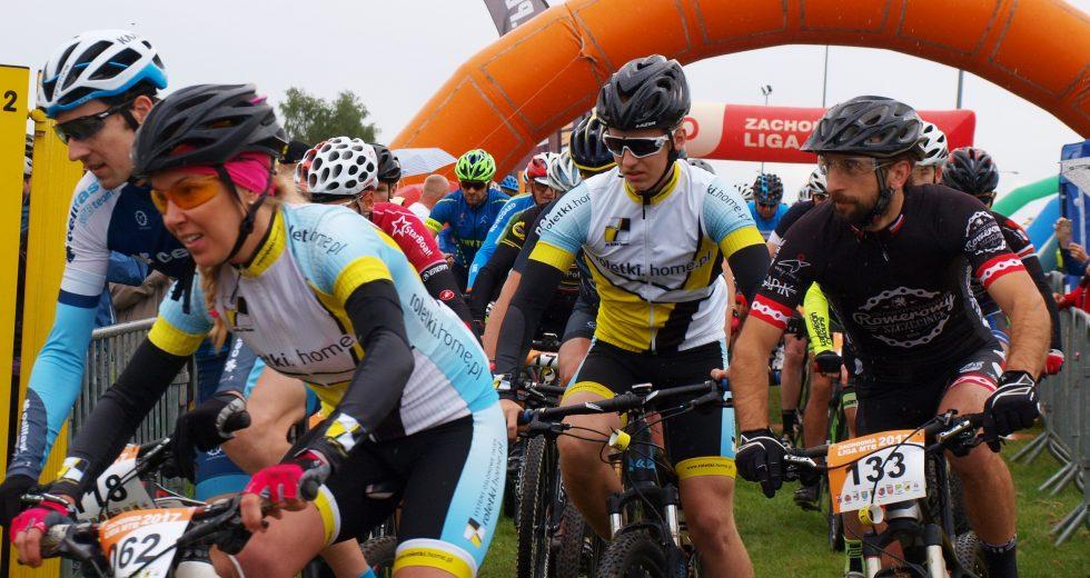 W Szczecinku odbył się maraton w kolarstwie górskim w ramach Zachodniej Ligi MTB.