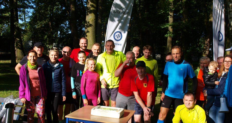 Parkrun Szczecinek świętuje swoje 4 urodziny