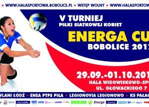 V Turniej Piłki Siatkowej Kobiet Energa Cup Bobolice 2017
