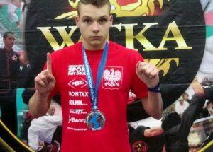 Dawid Czapiewski Mistrzem Świata WTKA