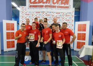 KSW Szczecinek walczył w Pradze