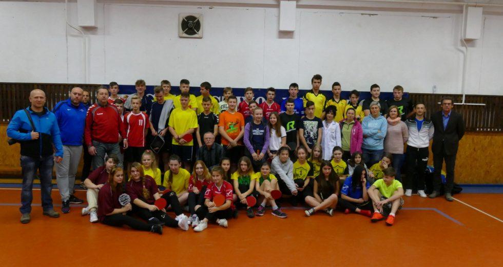 Mistrzostwa Powiatu Szczecinek w tenisie stołowym