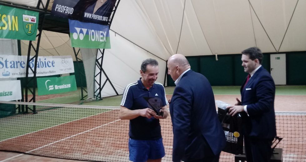 Sukces Mieczysława Makowskiego w Mistrzostwach Polski