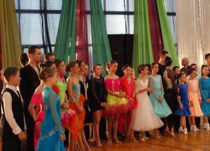 Mikołajkowy Turniej Tańca Towarzyskiego – Szczecinek