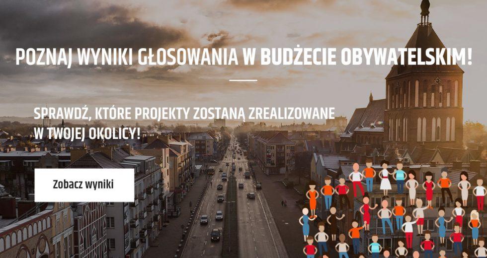 Wyniki Koszalińskiego Budżetu Obywatelskiego 2018