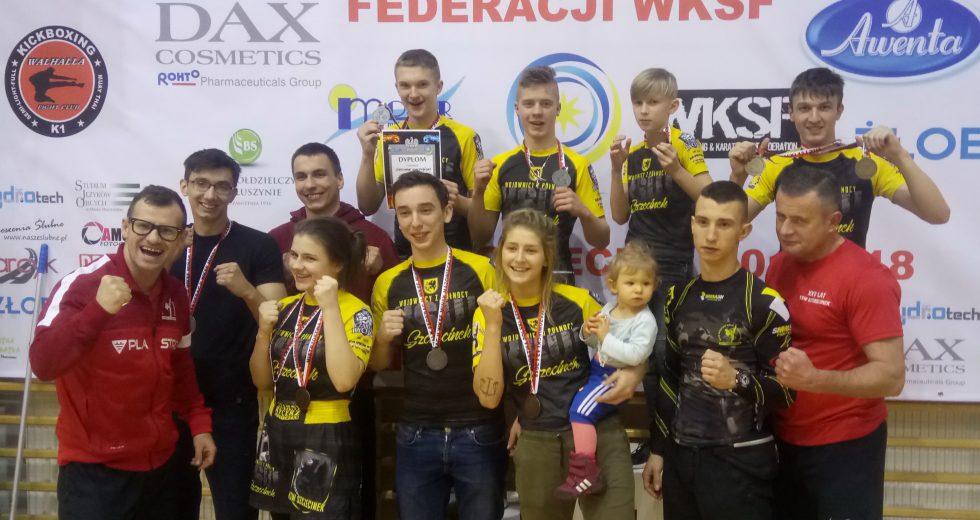 Świetna passa zawodników KSW Szczecinek