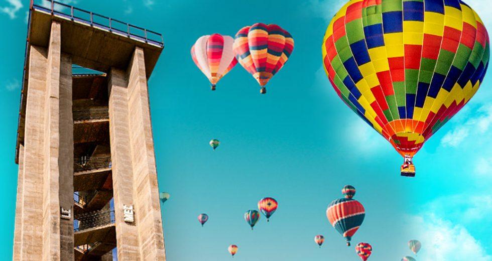 I Edycja Międzynarodowego Festiwalu Balonów Pasażerskich – Ustronie Morskie 08-11.02.2018
