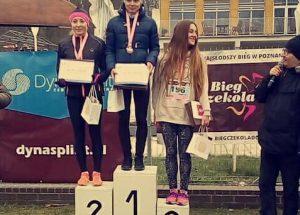 Ogromny sukces Natalii Kowalik w poznańskim V Biegu Czekoladowym