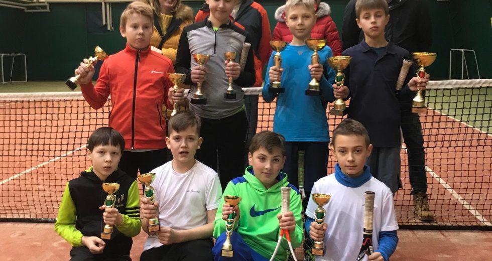 Mistrzostwa Województwa Zachodniopomorskiego skrzatów w tenisie