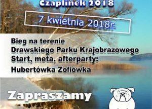 Zaproszenie – II Zachodniopomorski DogTrekking Czaplinek 07.04.2018