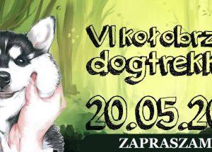 Zaproszenie – VI Kołobrzeski Dogtrekking